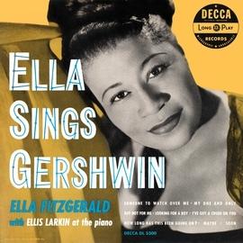 Ella Fitzgerald альбом Ella Sings Gershwin