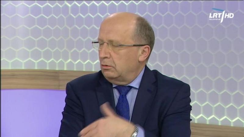 A. Kubilius akylas, greitai pastebėjo Kremliaus veiksmus !