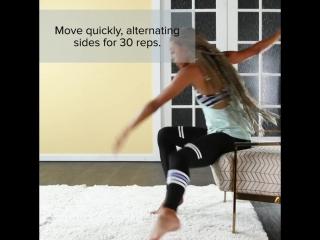 Тренируйтесь не вставая с кресла