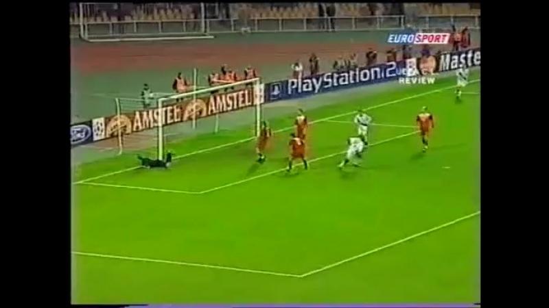 94 CL-2003/2004 Dinamo Kiev - Lokomotiv Moskva 2:0 (17.09.2003) HL