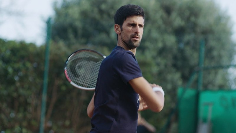IMoveMe - Novak Djokovic | ASICS