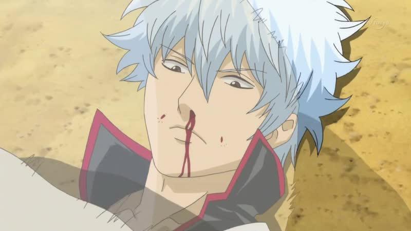 Gintama Гинтоки и развратная магия ренхо Фумико