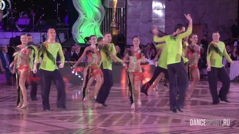 Танцевальный коллектив Музыка сердца 2017 WDC European Championship