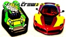 THE CREW 2 GOLD EDiTiON FUN-RACE LiVE REPLAY FERRARI LAFERRARI vs PROTO Speedster PART 444 ...