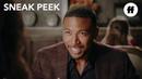 Charles Michael Davis Sheryl Lee Ralph Odette Annable No Sleep 'Til Christmas Sneak Peek