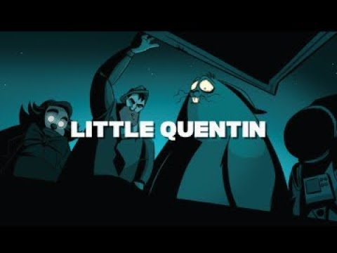 Little Quentin (Animated Short Film by Albert T. Hooft Paco Vink)