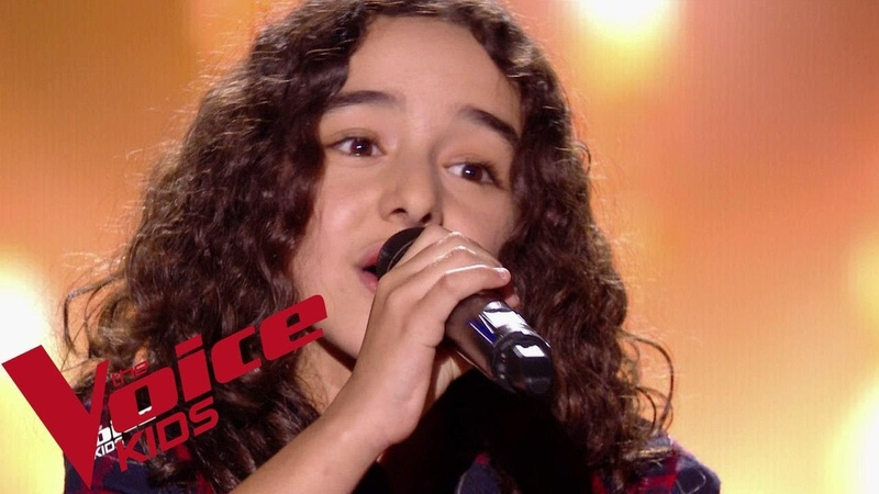 Queen - Show must go on   Inès   The Voice Kids France 2018   Blind Audition