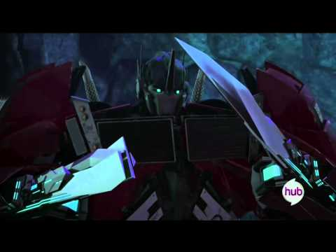 TFP: He Is No Longer Optimus Prime : Are You Certain I Am Worthy?