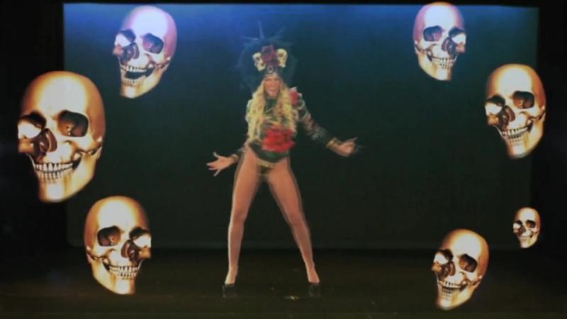 Jelena Karleusa 2011 - Muskarac koji mrzi zene (Hologram).mp4