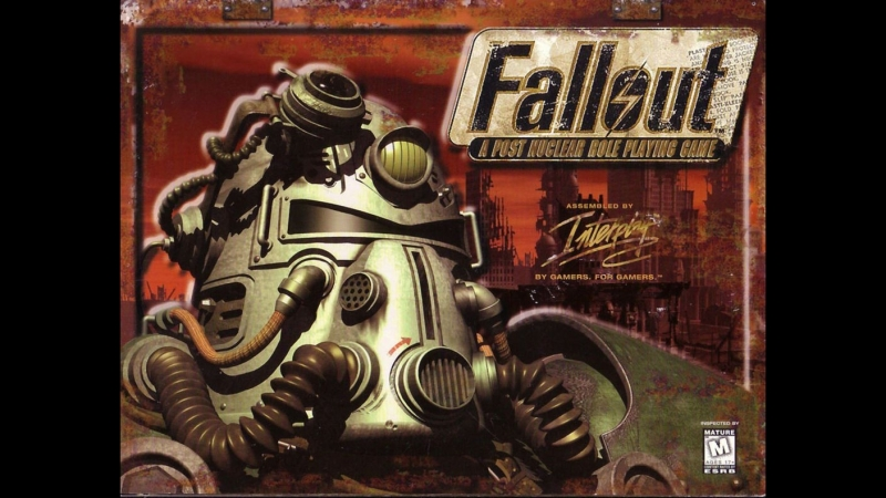 Марафон Fallout(Добиваем Fallout 1)