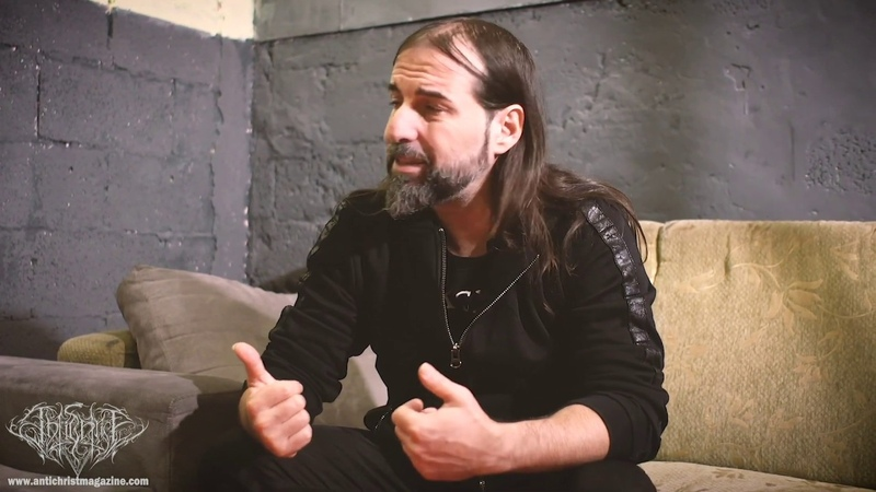 Interview with Sakis Tolis of Rotting Christ @ By Droll