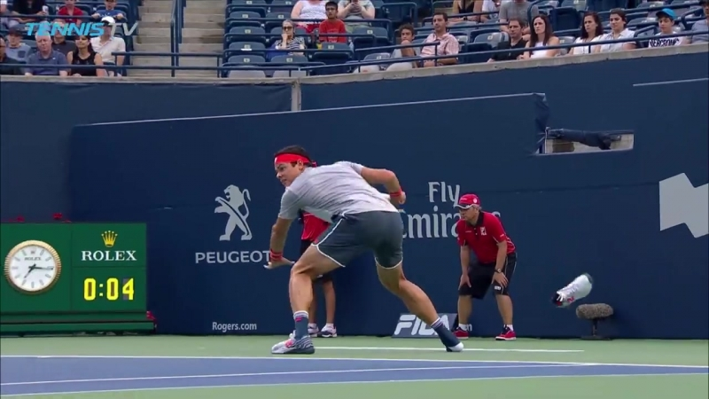 Rogers Cup delivered all the lolz