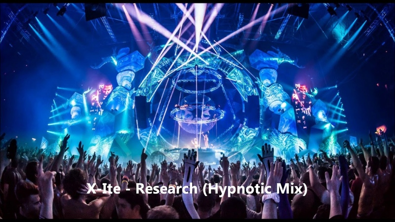 X-Ite - Research (Hypnotic Mix)