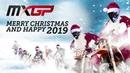 Merry Christmas and Happy 2019 - MXGP Motocross