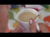 Сливы, кофе, гости