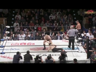 Don Fujii, Ryo Saito vs. Hollywood Stalker Ichikawa and Shachihoko BOY (Dragon Gate - King of Gate 2018 - Day 1)