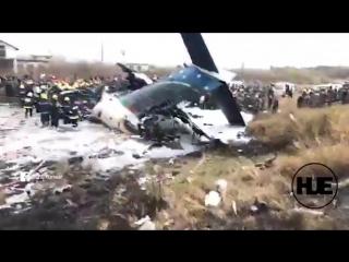 Непал катастрофа US-Bangla 12.03.2018 - достают выживших