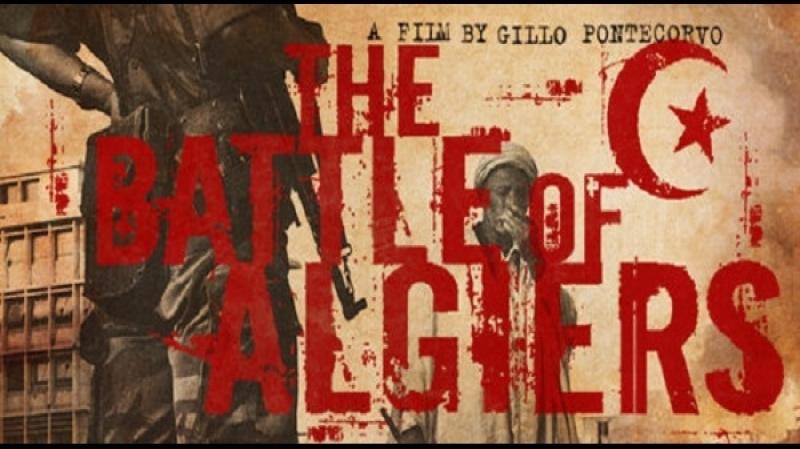 1965 Gillo Pontecorvo The Battle of Algiers FR sub EN Jean Martin Yacef Saadi Brahim Haggiag Fusia El Kader Samia Kerbash