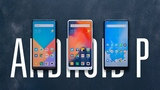 Первый Xiaomi на Android P!
