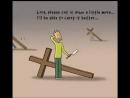 У каждого свой крест, и Господь знает, для чего он нам дан!..