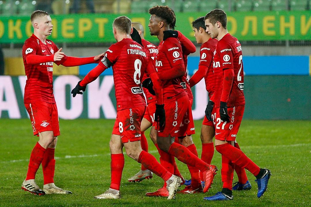 «Спартак»: строим фундамент, ждем матча с «Вильярреалом»