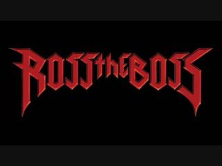 Ross the boss в москве 06.11.2018
