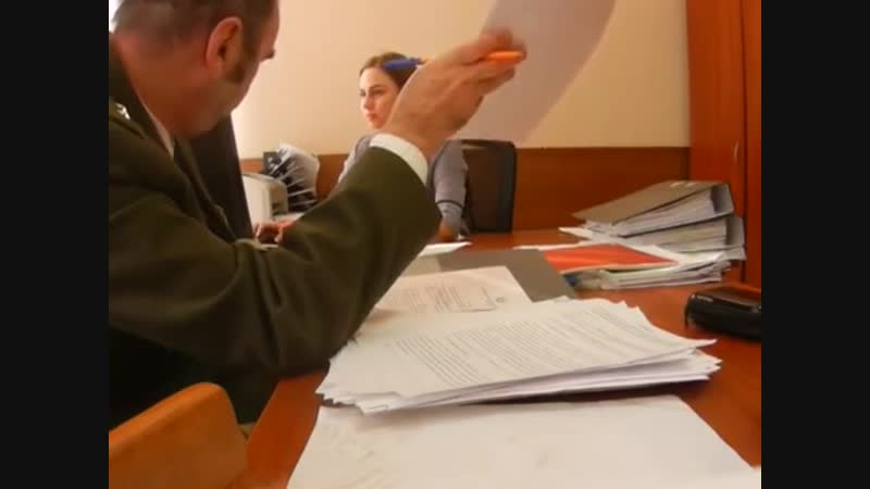 Допрос гражданина СССР в Следственном комитете г. Таганрога