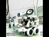 Wrecked Machines vs X-Noize ft Mc Jah Natan - Out Land