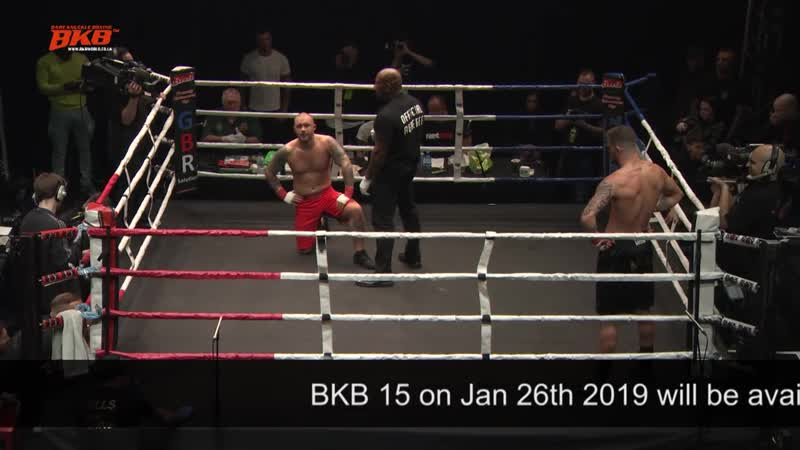 CJ MILLS VS ASHLEY GIBBSON BKB14 PRO BARE KNUCKLE BOXING O2 ARENA EXCLUSIVE