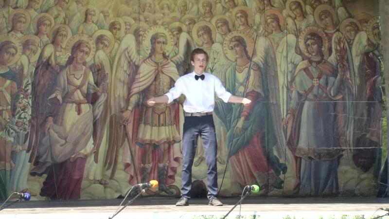 Жестовая песня «Просто подари». Гусаренко Дмитрий, Кувшиновская школа интернат
