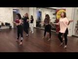 Бачата, женская техника и стиль с Наталией Поддубной, школа танцев Держи Ритм