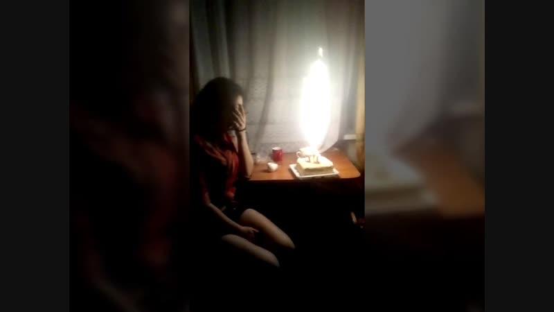 День Рождение моей девочки лучшая_подруга
