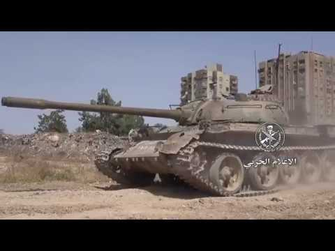 Syrian war report April 21, 2018 SAA offensives Yarmuk
