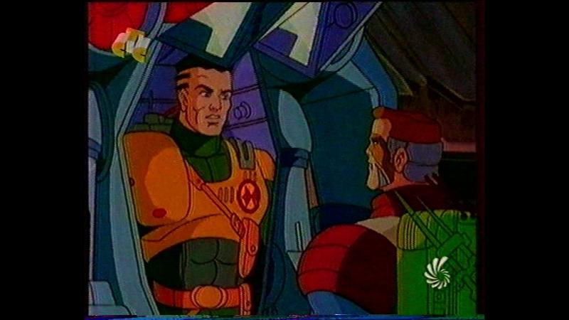 Эхо-Взвод: Космические спасатели лейтенанта Марша