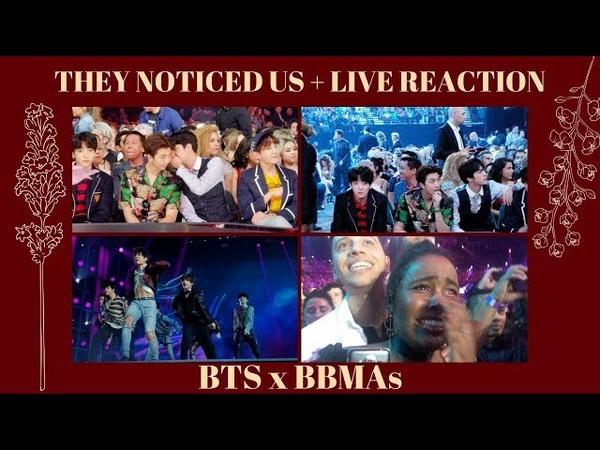 BTS BBMAs 2018 JIMIN FLIRTING GOT JUNGKOOK SHY LIVE BTS FAKE LOVE REACTION
