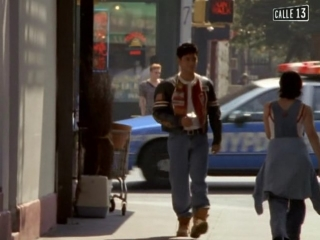 New York Undercover 2x06 - Buster and Claudia