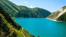 Кезеной Ам. Высокогорное озеро в Чечне. Неописуемая красота!