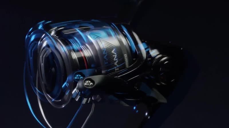 Обзор катушки Shimano Catana 2018