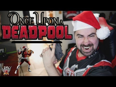 Once Upon a Deadpool Angry Movie Review [Vlog]