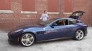 Обзор Ferrari GTC4Lusso за $350 000
