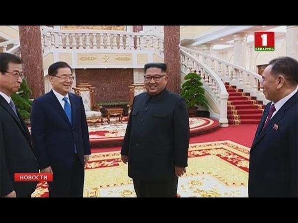 Ким Чен Ын снова подтвердил приверженность денуклеаризации Корейского полуострова
