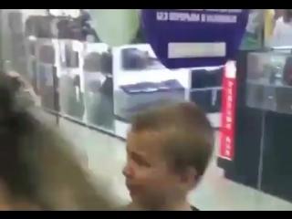 В Фикс прайсе продавцы поймали ребёнка на краже - Это Ростов, детка!