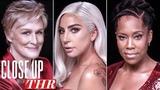 Actresses Roundtable Lady Gaga, Glenn Close, Regina King, Rachel Weisz, Nicole Kidman Close Up