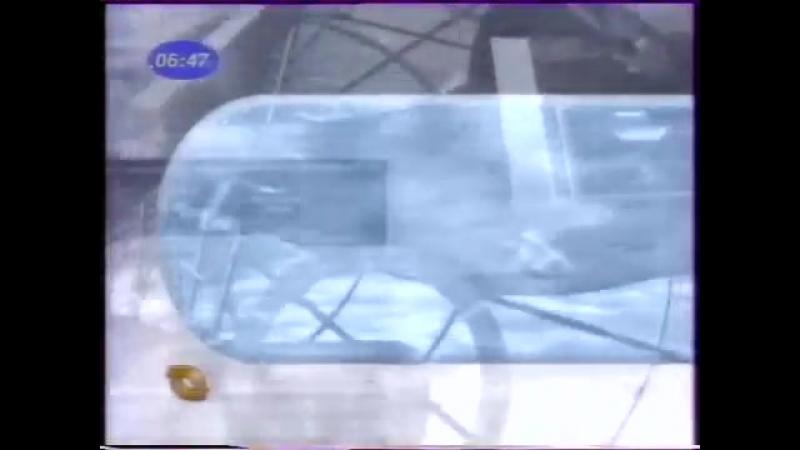Фрагмент программы Навигатор и переход вещания (ТВ Центр/Московия, 21.09.1998)