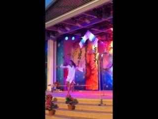 танец русалки - Карина
