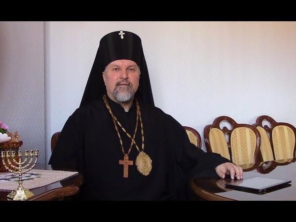 Иконопочитание. Архиепископ Сергей Журавлев (Реформаторская Православная Церковь Иисуса Христа)