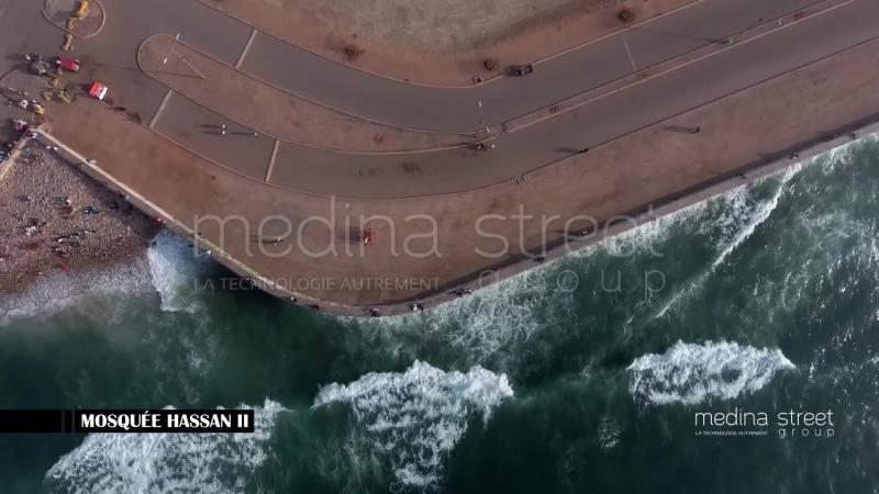 Casablanca - Aerial Magic Views (Morocco)(1080P_HD).mp4