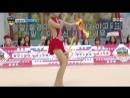 180925 Chuseok Special 2018 ISAC Nayoung Rythmic Gymnastics