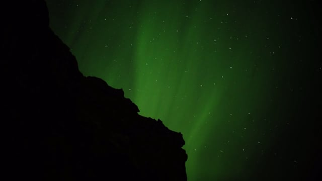 Iceland Northern Lights 4K