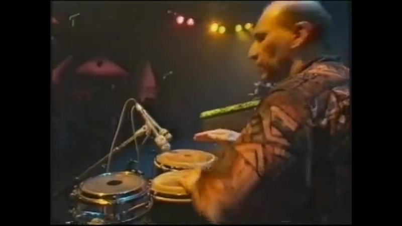 Curtis Mayfield - Move On Up (live)